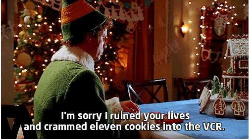 Elf: One of the all-time greatest movies. Seriously.